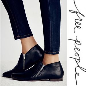 Free People In SIght Zipper Boot
